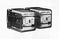 Plug-in Type RB3P-GU (3-poles)