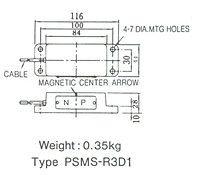 Types Of Magnets Thomasnet >> Type Psms R3e1 Large Capacity Switch Unit On Yaskawa